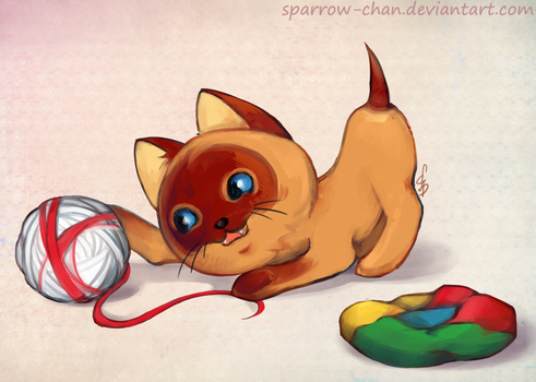 Browsers battle by sparrow-chan
