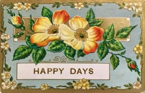Happy Days by Yesterdays-Paper
