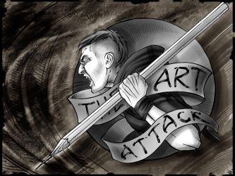 the art attack by DimJo