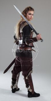 Pippa Medieval Warrior 246 - Stock Photography by NeoStockz