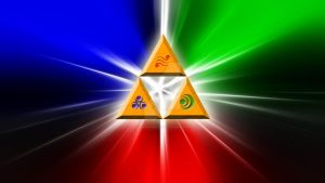 Triforce by ShadowPhoenixRisen