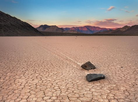 Racetrack Playa by rctfan2