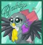 Gabby by UniSoLeiL