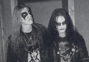 Dead and Euronymous by Satanized218