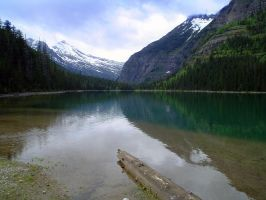 Glacier Lakes by nolanpro