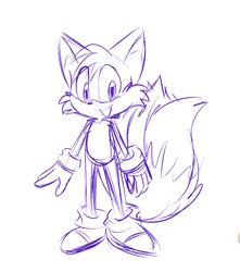 Tails by Void-Shark