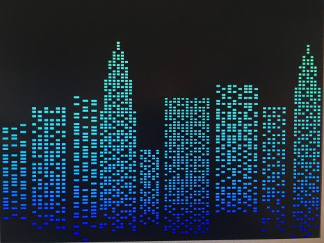 City of Blue by RobinVeil
