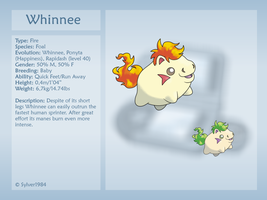 Whinnee by sylver1984