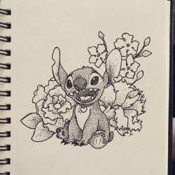Stitch by MrsPopsicle