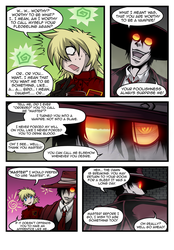Excidium Chapter 9: Page 19 by RobertFiddler