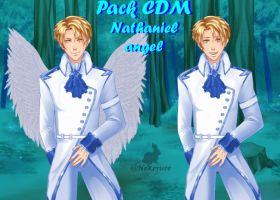 Pack Cdm Nath Angel by WeenyLegia