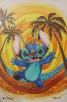 Stitch(color) by GleBik