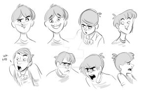 Expressions Practice by animegirl43