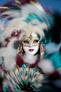 mask carnival of venice by FRANCKCAMHI