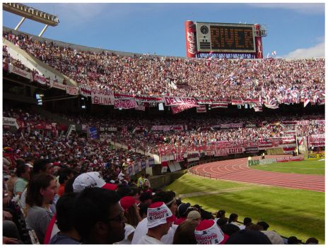 Fanaticos River Plate by tomegatherion