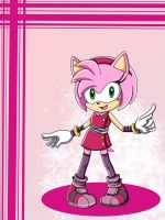 Sonic Boom Amy by anthey925