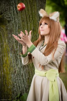Horo Cosplay by flockenschnitte