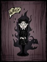 Don't starve Oc: Wren ver 2.0 by MadameMacabre87
