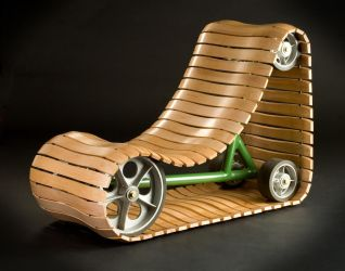 Tank Chair Number 2 by j-michael
