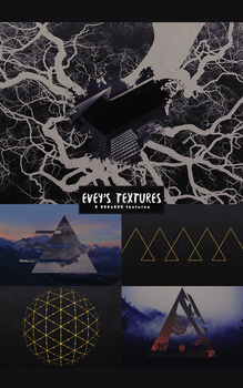 #32 Textures Pack - All The Bright Places by Evey-V