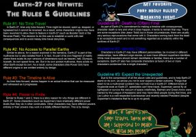 E27 for Nitwits - Rules by Roysovitch