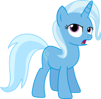 Vector - Trixie questions your ethics by SketchMCreations