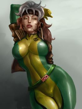 Rogue by Mafer