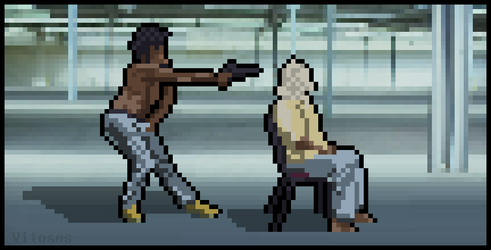 This is America by vitosos