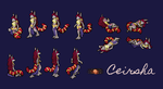 Custom Avatar: Ceirsha by Alluvial