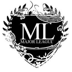 Major League Logotype by tondowebmedia