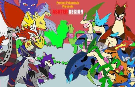 Ashter Region Fakemon by Maltaku095