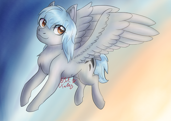 Art Trade with Return-To-Energiser by 8BitGalaxy