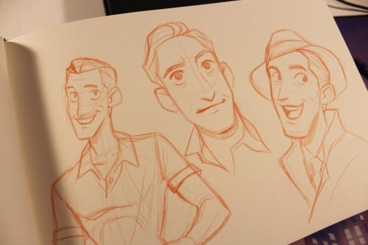 Gene kelly by miacat7