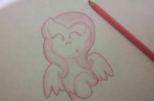 Daily Doodle Challenge #10 by Moonlightfan