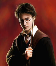 Harry Potter by chuanerya