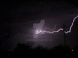 Lightning March 14, 2008 by Darqflame