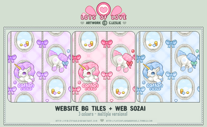 Pixel - CottonCutie Pixel Pack by firstfear