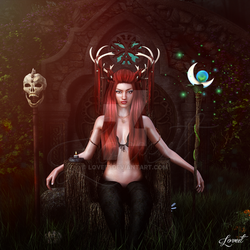Spirit Of The Forest by Loveit