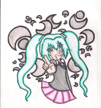 Rolling girl by jazzy1lol