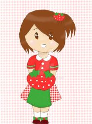 ~ Strawberry Girl by patden09