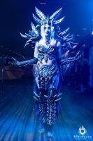 Sindragosa World of Warcraft Cosplay by BabyGirlFallenAngel