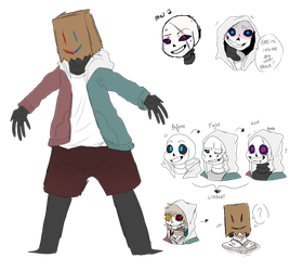 NEW SANS   MAYBE WILL REDESIGN SOON by Noioo