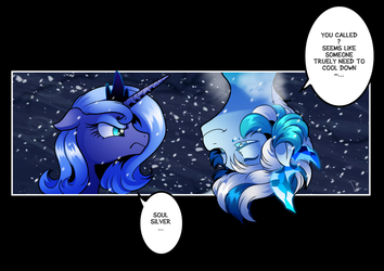 U cold Luna? by Dormin-Kanna