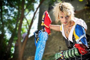 For Zanarkand - Tidus Final Fantasy X Cosplay by LeonChiroCosplayArt