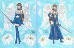 Angel Costumes by Lily-de-Wakabayashi