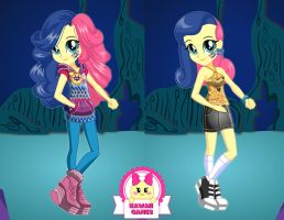 Equestria Girls Legend of Everfree Sweetie Drops by heglys