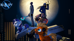 Blue Spy : Welcome to Big City [Video] by MovieMowDown