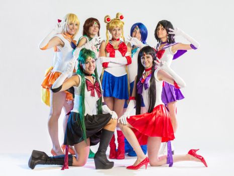 Sailor Moon by adenry