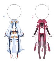 {Closed} Auction Outfit 182 - 183 by xMikuChuu