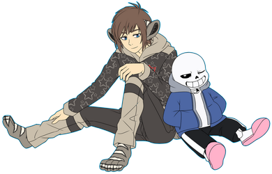 Sans and Allen by M154R1